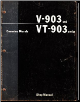 Cummins Diesels: V-903 and VT-903 Series Engines - Factory Shop Manual (SKU: 983653BE)