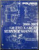 2000-2005 Polaris 120 XC SP, 2004-2005 120 Pro X Snowmobile Repair Manual (SKU: 9919306)