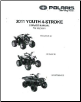 2011 Polaris Outlaw 50, Outlaw 90 & Sportsman 90 Factory Service Manual (SKU: 9923074)