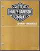1995 - 1996 Harley-Davidson Dyna Models Factory Parts Catalog (SKU: 99439-96A)
