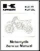 2008 Kawasaki Ninja EX250 Factory Service Manual (SKU: 99924139101)