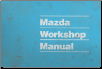 1998 Mazda 626 Factory Workshop Manual (SKU: 999995054B00)
