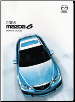 2005 Mazda 6 Owner's Manual (SKU: 999995078C05)