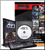 ASE Test Prep DVD & Manual -- Automobile A5, Automotive Brakes (SKU: A5-DVD-BOOK)
