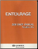 2006 - 2007 Hyundai Entourage Factory Shop Manual Volume 2 (SKU: AGESEU50A2)