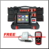 PROMO- Autel MS908PRO with MV105 5.5mm Videoscope + TS401 MaxiTPMS TPMS Diagnostic and Service Test Tool (SKU: MS908PTPMS)