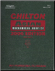 2006 Chilton's Asian Mechanical Service Manual, Volume 3 - (2002 - 2005 year coverage) (SKU: 1418009490)