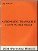 2006 Kia A4CF2 Automatic Transaxle Factory Workshop Manual (SKU: ATMSEG56C)