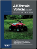 1974 - 1987 ATV (All-Terrain Vehicle) Clymer Professional ATV Maintenance Manual - Volume 1 (SKU: ATV12-0872882772)