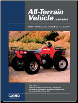 1988 - 1992 ATV (All-Terrain-Vehicle) Clymer Professional ATV Maintenance Manual - Volume 2 (SKU: ATV21-0872885143)