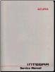 1996 - 1997 Acura Integra Service Manual (SKU: 61ST702)