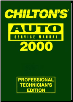 1996 - 2000 Chilton's Auto Service Manual, Shop Edition (SKU: 0801993008)