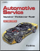 Automotive Service: Inspection, Maintenance and Repair, 2nd Edition, Hardcover (SKU: 1401812341)