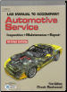 Automotive Service: Inspection, Maintenance, and Repair, 2nd Edition, Softcover Tech Manual (SKU: 140181235X)