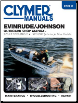 1995 - 2007 Johnson / Evinrude Outboards, 2-70 HP Outboards & Jet Drives, Clymer Repair Manual (SKU: B7352-1620920999)