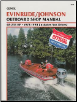 1973 - 1990 Evinrude / Johnson 2 and 4-stroke 48-235 HP Outboard  (Includes Sea Drives) Clymer Shop Manual (SKU: B736-0892875550)