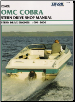 1994 - 2000 OMC Cobra SX & DP-S Duo Prop Stern Drive Clymer Repair Manual (SKU: B739-1599691078)