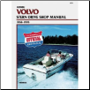 1968 - 1993 Volvo Stern Drive Clymer Shop Manual (SKU: B770-0892876387)