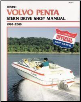 1994 - 2000 Volvo Penta Stern Drive Clymer Repair Manual (SKU: B7712-0892877537)