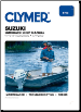 1997 - 2000 Suzuki 9.9-70 HP 4-stroke Outboard Clymer Repair Manual (SKU: B782-0892877847)