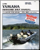 1999 - 2002 Yamaha 115 - 250 HP 2-stroke Clymer Outboard Repair Manual (SKU: B789-0892878460)