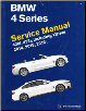 2014 - 2016 BMW 4 Series Official Bentley Factory Service Repair Manual