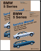 1997 - 2003 BMW 5 Series (E39) 525i, 528i, 530i, 540i Bentley Factory Service Repair Manual - 2 Vol. Set