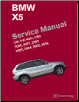 2000 - 2006 BMW X5 Official Bentley Factory Service Repair Manual