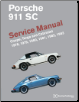 1978 - 1983 Porsche 911 SC Coupe, Targa and Cabriolet Service Manual (SKU: BENTLEY-P983)