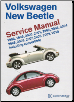 1998 - 2010 Volkswagen New Beetle Factory Service Manual (SKU: BENTLEY-VB10)