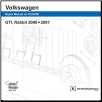 2006 - 2007 Volkswagen GTI & Rabbit Official Factory Service Manual on DVD-ROM (SKU: BENTLEY-VAG6)