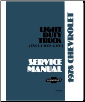 1978 Chevrolet Truck Light Duty  Body, Chassis & Drivetrain with Wiring Shop Manual (SKU: BISH-1066)