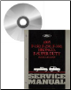 1995 Ford Bronco F150, F250, F350 & F-Super Duty Service Manual on CD-ROM (SKU: BISH-12114)