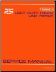 1993 Chevrolet Truck Light Duty Factory Service Manual on CD-ROM (SKU: BISH-3428)