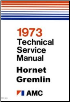 1973 AMC (All Models) Factory Service Manual on CD-ROM (SKU: BISH-3674)