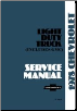 1978 Chevrolet Truck Light Duty Factory Service Manual on CD-ROM (SKU: BISH-3970)