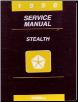 1996 Dodge Stealth Factory Service Manual on CD-ROM (SKU: BISH-5638)