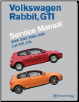 2006-2009 Volkswagen Rabbit, GTI Factory Service Manual (SKU: BENTLEY-VR09)