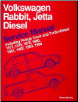 1977 - 1984 Volkwagen Diesel Rabbit, Pickup & Jetta Official Factory Repair Manual (SKU: BENTLEY-VRD4)