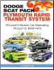 Dodge Scat Pack and Plymouth Rapid Transit System: 1968 - 1972 (SKU: CARTECH-CT597)