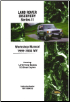 1999 - 2003 Land Rover Discovery Series II Official Factory Workshop Manual, Gas & Diesel Models (SKU: CARTECH-LRY2WH)