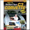 How to Restore Your C3 Corvette: 1968 - 1982 (SKU: CARTECH-SA248)