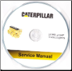 Caterpillar 3126B & 3126E On-Highway Engine Service Manual CD-ROM (SKU: CAT3126BE)