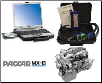 PACCAR Davie4 MX-11 & MX-13 Engine Software on Panasonic Toughbook CF-52 & Nexiq USB-Link 2 Adapter (SKU: MX13-CF52)