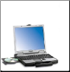 Panasonic Fully Rugged CF-52 ToughBook Laptop - Refurbished (SKU: CF-52)