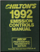1980 - 1992 Chilton's Emission Controls Manual Domestic & Import Cars & Trucks A thru K (SKU: 0801983835)