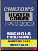 1990 - 2000  Heater Core Service Manual  by Chilton (SKU: 0801993113)