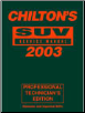 2003 Chilton's SUV Service Manual, Shop Edition (1999 - 2002 Year coverage) (SKU: 0801993598)