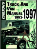 1993 - 1997 Chilton's Truck & Van Repair Manual (SKU: 0801979218)