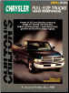1989 - 1996 Chrysler, Dodge, Plymouth 1/2, 3/4, 1 Ton Dakota, Chassis Cab, Ram Charger, Trail Duster Chilton Total Car Care Manual (SKU: 0801988470)